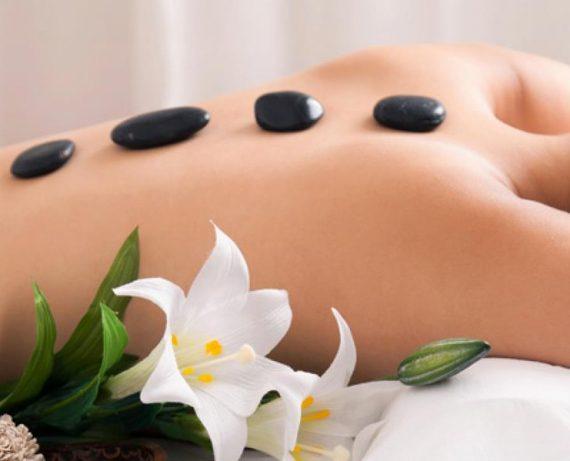 Massaggio hotstone